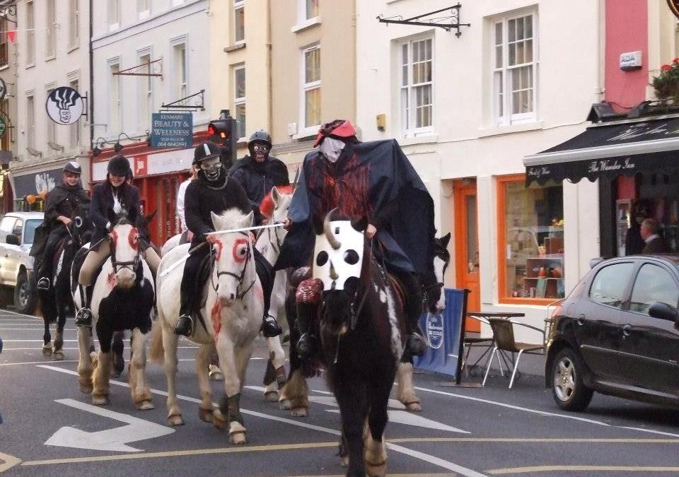 Horse parades