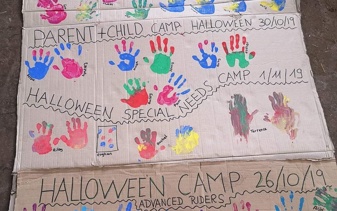 HALLOWEEN CAMPS 2018